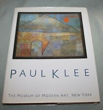 Paul Klee Museum of Modern Art, New York  Book