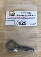 Terramite backhoe Go Pedal Spring Part Number 13029 Fits All Terramite Backhoes