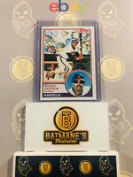 1983 Topps Reggie Jackson #500 NM/M MINT Baseball Card