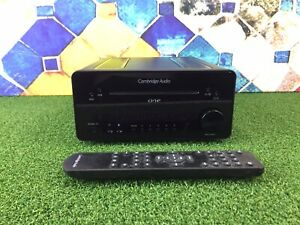 Cambridge Audio One, CD-RX30 All In One Music System (Black) Remote Control