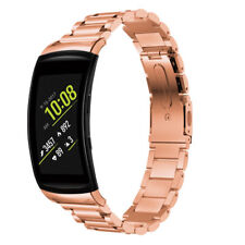 Stainless Steel  Watch Band Strap for Samsung Gear Fit 2 R360 Fit 2 Pro R365
