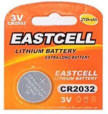 100 x cr2032 eastcell 3v baterías marca a un precio especial pila de botón