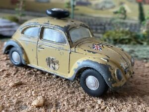 RARE  VINTAGE  TRI-ANG  SPOT ON  195 ,   VOLKSWAGEN  BEETLE