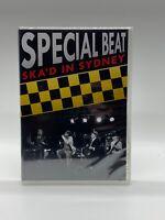 Special Beat - Ska'd In Sydney (DVD) **New & Sealed**