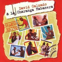David Calzado Grandes exitos (1996/97, & La Charanga Haberna) [CD]