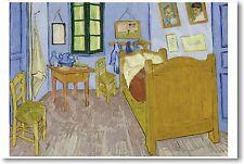 Bedroom in Arles 1888 - Vincent van Gogh - NEW Famous Painting Art Print POSTER