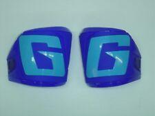 Gaerne SG12 Motocross Boots Blue/Blue Front Plate Set 8 9 10 11 12 13 14