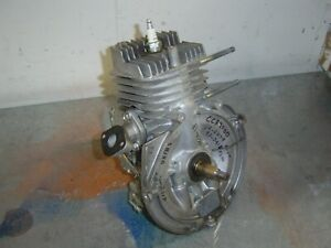Toro CCR2000 engine short block #12-2479 or #95-7912 2 cycle snow blower 38180