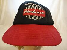 Men's Cotton Berkley Fireline Baseball Snapback Cap Hat
