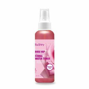 Rose Water Spray Toner Nourishing Hydrating Moisturizer For Fresh Face