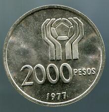 Argentinien - 2000 Pesos - 1977 / #0473
