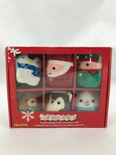 Squishmallows Plush Ornament Set:  6 Pack