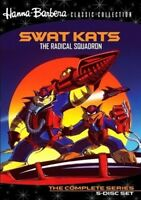 Swat Kats: The Radical Squadron [New DVD] Manufactured On Demand, Full Frame