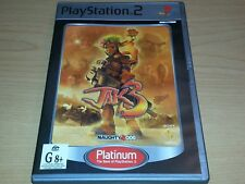 JAK 3 PS2 PLAYSTATION 2 GAME COMPLETE.