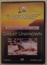 Journey Into the Great Unknown (DVD)