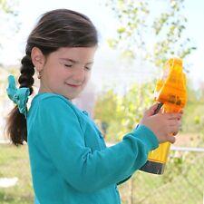 Clips N Grips® Deluxe Water Spray Fan Safe Fan Blades Orange