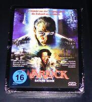 Warlock Satans Hijo Limitada Futurepak Edición Lenticular Mapa Blu Ray Nuevo