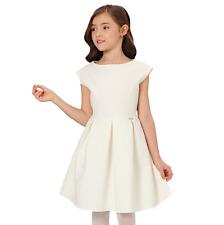 Vestido de chica, festivo, tecnológico boda niña que lleve las flores Jugendweihe comunión