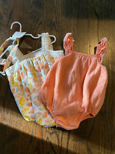 18 months bubble romper summer clothes plus brand new headband