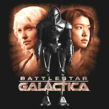 New Battlestar Galactica Created By Man T-Shirt Size Small New Unworn