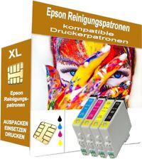 Reinigungspatronen für Epson Stylus DX7000F, DX7400, DX8400 (kein original Epson
