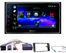 Pioneer SPH-DA120 Bluetooth Android iPhone USB Apps Einbauset für Audi A3 8P 8PA