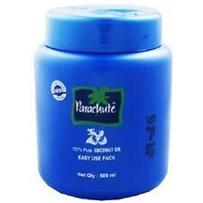100% Pure Edible Parachute Coconut Oil 500 ml