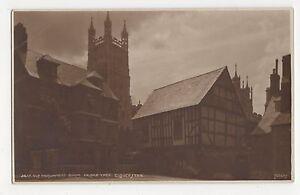 Old Parliament Room, Palace Yard Gloucester, Judges 3617 Postcard, A932