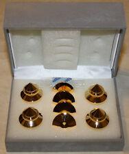 BBC Gold Audio Isolation Metal Cones MKII (4 pc),NEW