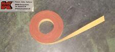 Treibriemen 80 mm breit für Motorantrieb - Neuware Gummigewebe mehrlagig
