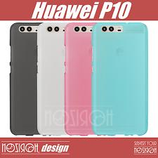 Cover Case Silicone Huawei P10 Funda Coque Morbida Spessa Gomma Tpu Gel Noziroh