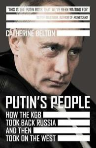 Putin's People by Catherine Belton (author)