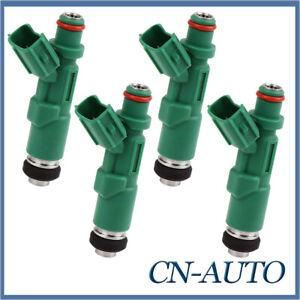 4Pcs Fuel Injectors For Toyota Echo 1.3L 2NZFE 99-05 Pirus 1.5L 1NZFXE 1998-2003