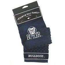 "Butler Bulldogs Golf Bag Embroidered Towel Tri-Fold - 16"" x 25"" Club Course"