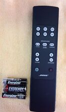Bose Remote Control RC-CS6 [pro-seller refurbished ][ships ebay global or ??]