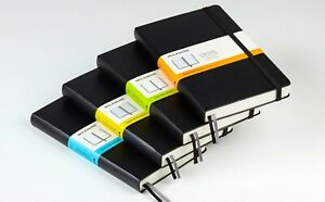 "Moleskine Collection Pocket Size 3.5"" x 5.5"" Many Varieties & Colors--You Pick!"
