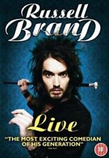 Russell BRAND Live - DVD Quick Post for Australia Top SELLER