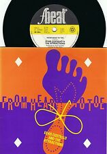Elvis Costello & Attractions ORIG UK PS 45 From head to toe EX 82 F Beat Alt Roc