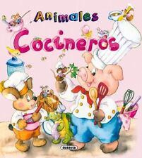 Animales cocineros (Yo quiero ser) (Spanish Edition)-ExLibrary
