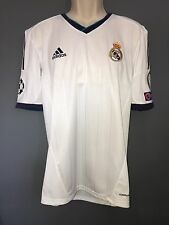 ronaldo real madrid 2012/2013 formotion player issue home shirt kit jersey