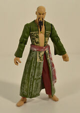 "2007 Captain Sao Feng 4"" Zizzle Action Figure Disney Pirates Of The Caribbean"