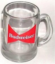 BEER DRINKING GLASS MUG BUDWEISER ANHEUSER BUSCH BREWER