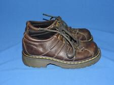 Doc Dr Martens Size 7 38 Brown Oxford Shoes Lace Up Tie Unisex