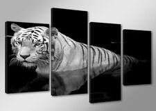 Las imágenes-marcas imagen aufhängfertig tiger 130x80cm XXL 4 6176&gt
