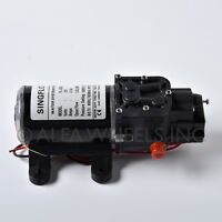 USED 12V BOAT RV AUTOMATIC WATER PRESSURE SYSTEM PUMP RPL FLOJET 100PSI 1.2GPM