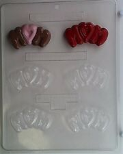 MOM CLEAR PLASTIC CHOCOLATE CANDY MOLD M011