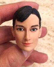 Custom 1/6 Audrey Hepburn Female Head Sculpt Movie Actress Head Model F 12'' Bod