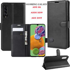 Luxury Leather Flip Card Wallet CASE COVER FOR SAMSUNG A90 5G, A50 A20E, S3
