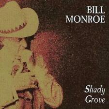 BILL MONROE SHADY GROVE CD NEW SEALED