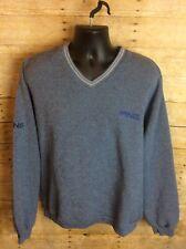 Men's Ping Golf Fleece Pullover Vee Neck Sweater Size XL
